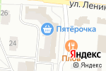 Схема проезда до компании Comepay в Зеленодольске