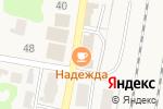Схема проезда до компании Магазин цветов и семян в Нижних Вязовых