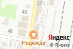 Схема проезда до компании Рыболовный магазин в Нижних Вязовых