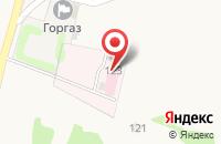 Схема проезда до компании Нижневязовская амбулатория в Нижних Вязовых