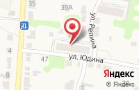 Схема проезда до компании Сеть аптек в Нижних Вязовых