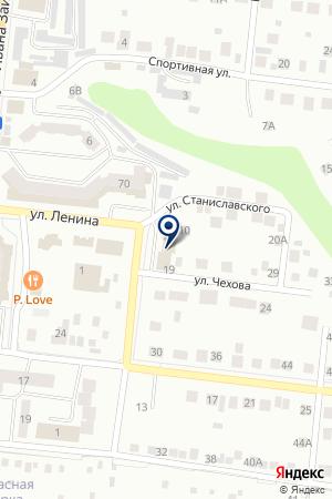 ЗЕЛЕНОДОЛЬСКИЙ ФИЛИАЛ СТРАХОВАЯ ГРУППА СПАССКИЕ ВОРОТА на карте Зеленодольска