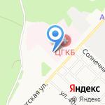 Поликлиника на карте Ульяновска