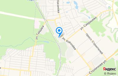 Местоположение на карте пункта техосмотра по адресу Респ Татарстан, г Зеленодольск, ул Королева, д 24А