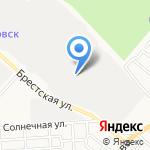 Колеса даром на карте Ульяновска