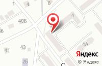 Схема проезда до компании Оргхимстройсоюз в Зеленодольске