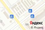 Схема проезда до компании Магазин кондитерских изделий в Зеленодольске