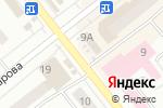 Схема проезда до компании Цвет`ок в Зеленодольске