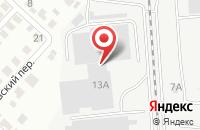 Схема проезда до компании Модуль-Сервис в Ульяновске