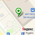 Местоположение компании ФИЕСТА драйв