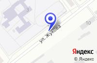 Схема проезда до компании БАНИ: КОМБЫТСЕРВИС в Зеленодольске
