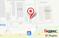 Схема проезда до компании Автоматика для дома и офиса в Ульяновске