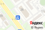 Схема проезда до компании Пивоман в Ульяновске