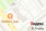 Схема проезда до компании Plastilin в Ульяновске