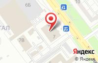 Схема проезда до компании Спортивно-оздоровительный клуб  в Ульяновске
