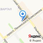 Cutrin на карте Ульяновска