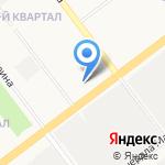 766 на карте Ульяновска