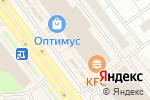 Схема проезда до компании Подкова в Ульяновске