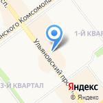 Для всей семьи на карте Ульяновска