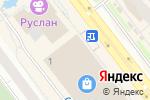Схема проезда до компании Банкомат, Сбербанк, ПАО в Ульяновске