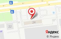 Схема проезда до компании БазисСтрой в Ульяновске