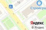 Схема проезда до компании Сириус в Ульяновске