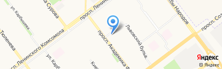 Ka Door на карте Ульяновска