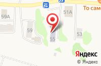 Схема проезда до компании Детский сад №37 в Васильево
