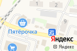 Схема проезда до компании Акконд в Васильево