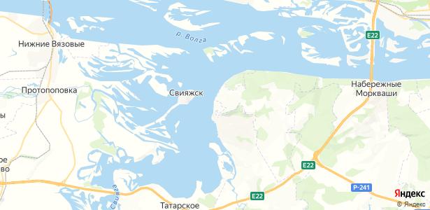 Петропавловская Слобода на карте