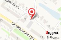 Схема проезда до компании Пестречинка в Васильево
