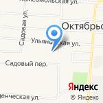 РИЦ-Регион на карте Октябрьского