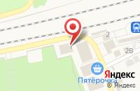 Схема проезда до компании Техника Pro в Васильево