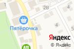Схема проезда до компании МегаФон в Васильево