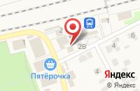 Схема проезда до компании БалтБет в Васильево