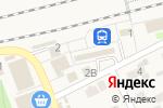 Схема проезда до компании Арыш мае в Васильево
