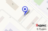 Схема проезда до компании ФОТОСАЛОН ФОТЕКС в Усогорске