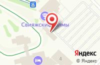 Схема проезда до компании Казань в Соболевском