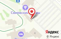 Схема проезда до компании Орлиное гнездо в Соболевском