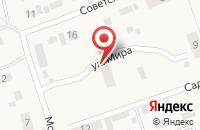 Схема проезда до компании РИЦ-Регион в Мирном
