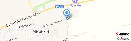 Мебель проект на карте Архангельского