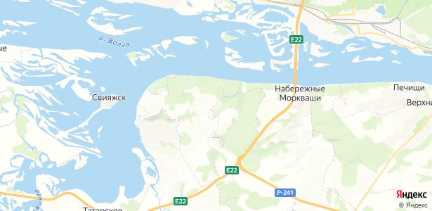 Восточная Звезда на карте