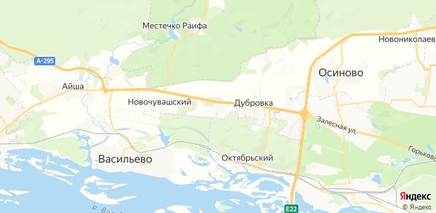 Урняк на карте