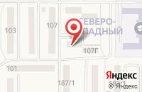 Схема проезда до компании Агротех Приоритет в Пугачеве