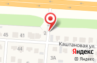 Схема проезда до компании Ипотечное агентство Республики Татарстан в Нарате