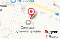 Схема проезда до компании Многофункциональный центр предоставления государственных и муниципальных услуг в Республике Татарстан, ГБУ в Больших Ключах