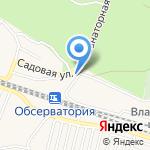 Курбан на карте Октябрьского