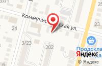 Схема проезда до компании ГИПа в Пугачеве
