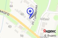 Схема проезда до компании ТЕТЮШСКИЙ АВТОВОКЗАЛ в Тетюшах