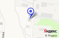 Схема проезда до компании ТЕТЮШИ-ВОДОКАНАЛ в Тетюшах